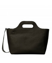 Myomy Carry Handbag 8008 anconda black
