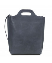 Myomy Carry Shopper 8024 hunter blue grey