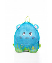 Okiedog / Kinderrugzak / WILDBAG-BACKPACK_hippo