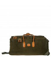 Bric's / HOLDALL WHEELS / BLF05221_378 olive / tobacco