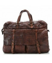Campomaggi / A4 BUSINESS BAG / C1526CCVL_1701 moro