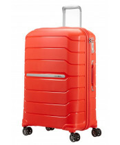 Samsonite Flux spinner 68 tangarine red