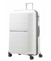 f838ca2b576 Samsonite FLUX SPINNER 81 EXP, CB0-004 in de kleur 05 white 5414847773600