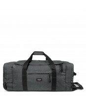 Eastpak / LEATHERFACE L / EK14B_77h black denim