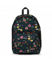 Eastpak / OUT OF OFFICE / EK767_74r black plucked
