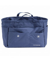 Samsonite / SMS SMART / F80-001_11 indigo blue_1439