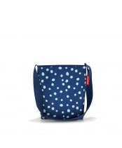 Reisenthel / SHOULDERBAG S / HY_4044 navy spots