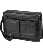 H.J. de Rooy TORONTO POUTCH BAG, 15661 in de kleur black 8712099006536
