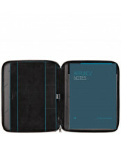 Piquadro / A4 NOTEBOOK ZIP / PB1164B2_N nero