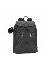 Kipling Fundamental K11347 black scale emb