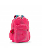 Kipling / SEOUL UP / K21305_r50 pink summer pop