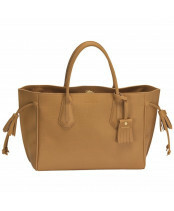 Longchamp / TOP HANDLE BAG M / L1295843_226 camel