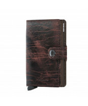 Secrid Miniwallet Dutch Martin MDM cacao-brown