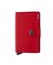Miniwallet Original MO red-red