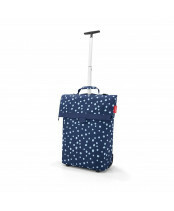 REISENTHEL / TROLLEY M / NT_4044 navy spots