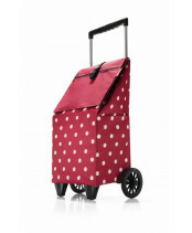 REISENTHEL / TROLLEY / NZ_3014 ruby dots