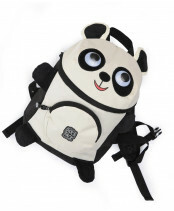 Pick & Pack / PANDA BACKPACK / PP1001_01 black