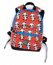 Pick & Pack / PANDA BACKPACK / PP1002_05 red