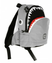 Pick & Pack / SHARK BACKPACK / PP961_02 grey