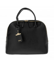 DKNY / MED SATCHEL / R1610503_001 black