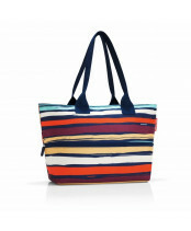 Reisenthel / SHOPPER E1 / RJ_3058 artist stripes