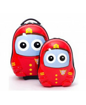 THE CUTIES AND PALS / Kindertrolley / TROLLEY CUTIES_firemen