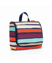 Reisenthel / TOILETBAG XL / WO_3058 artist stripes