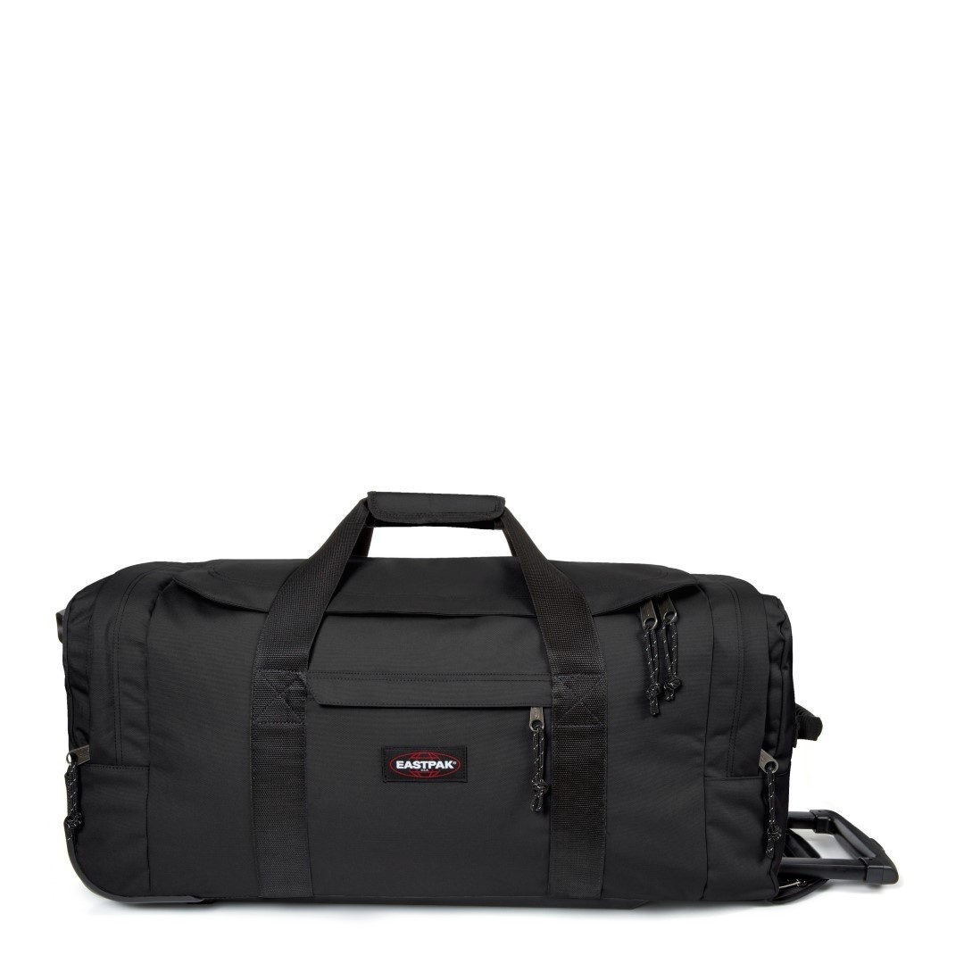Eastpak Leatherface M Reistas Black