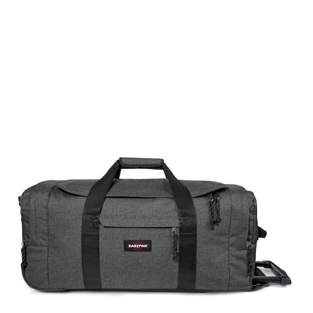 Eastpak Leatherface M Trolley Black Denim