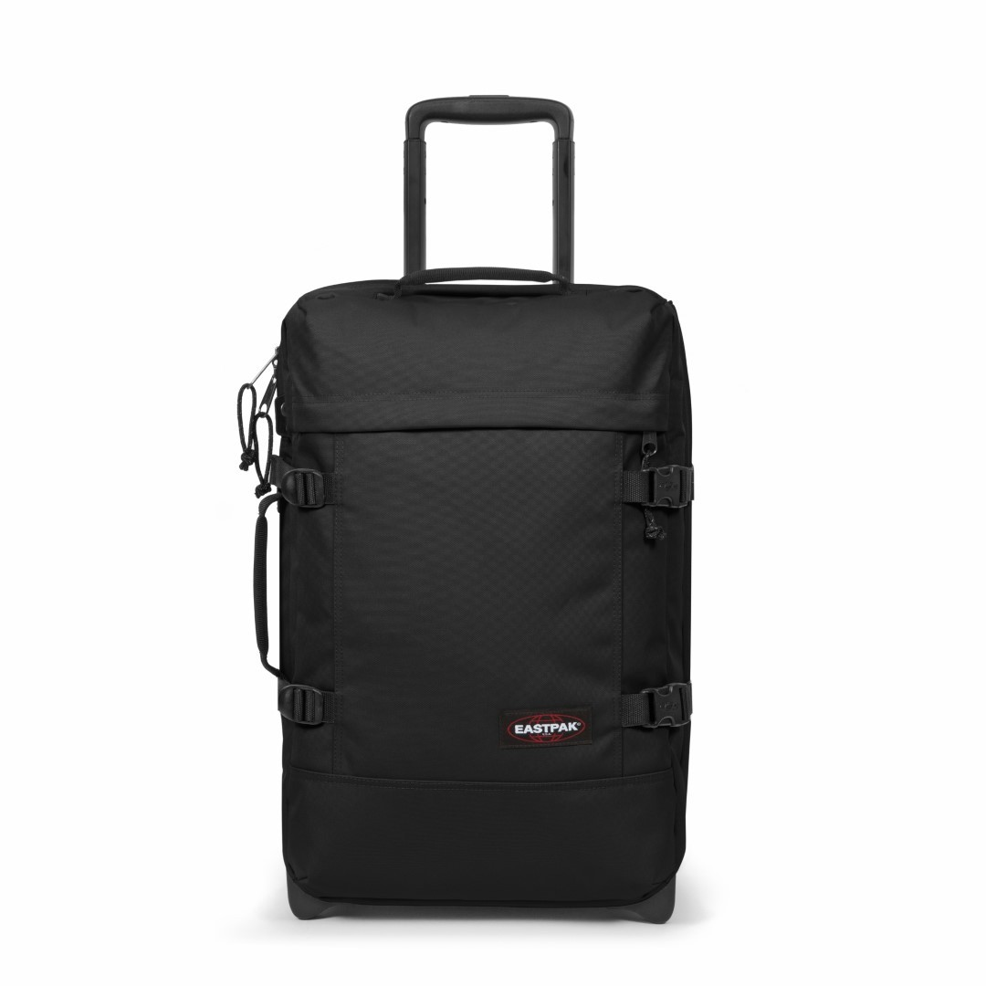 eastpak authentic travel tranverz s ek61f 008 black