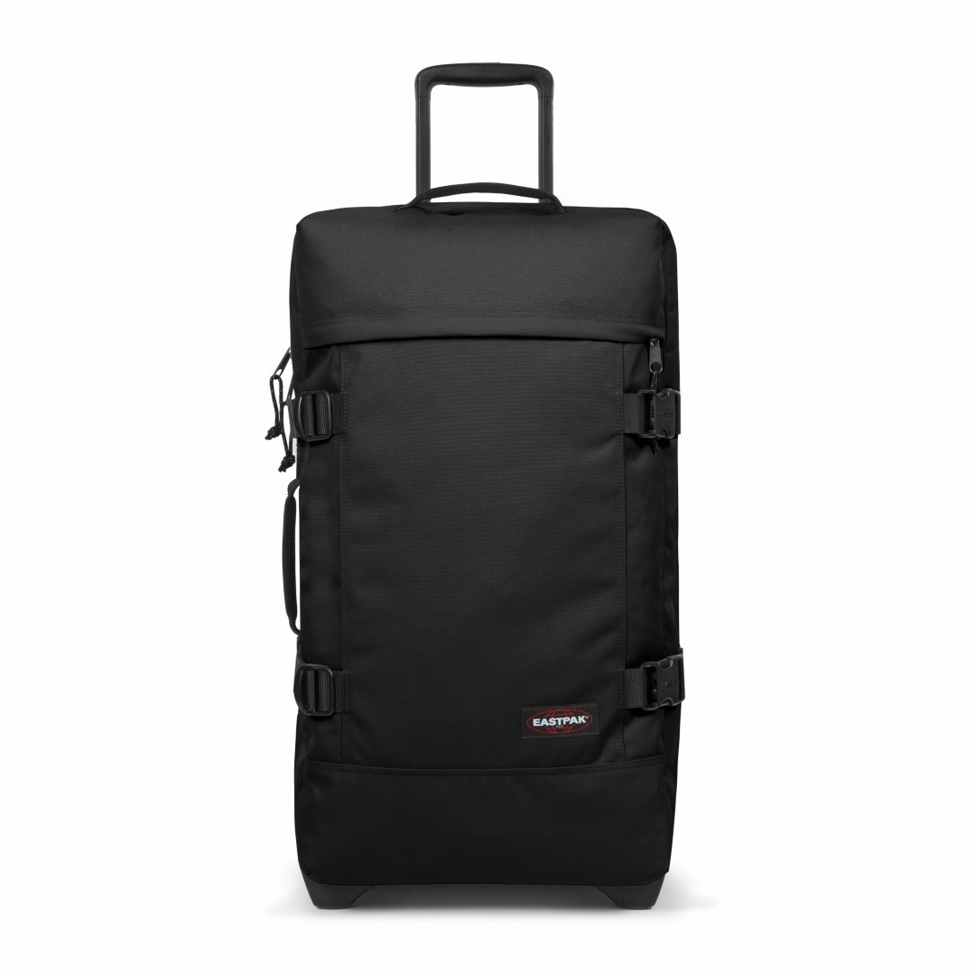 eastpak authentic travel tranverz m ek62f 008 black