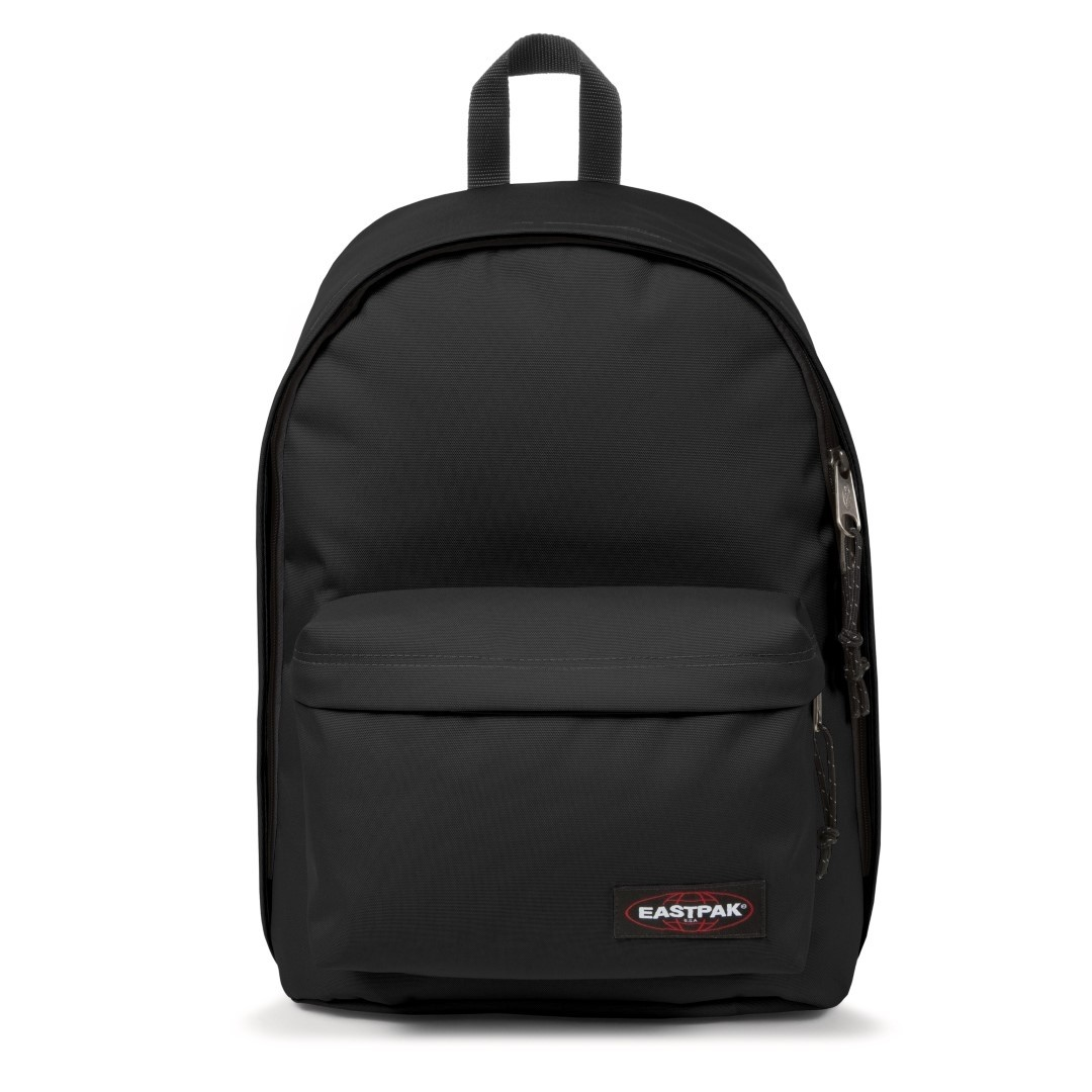 eastpak authentic out of office ek767 008 black