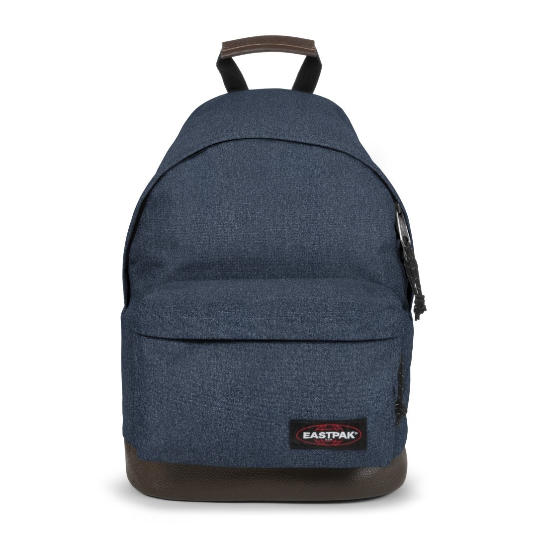 eastpak wyoming wyoming ek811 82d double denim