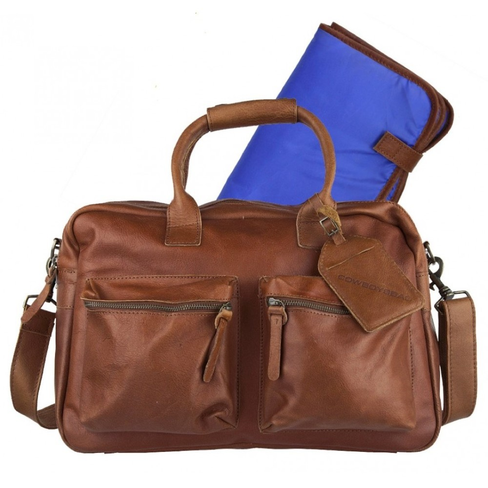 cowboysbag the diaper bag 1249 300 cognac