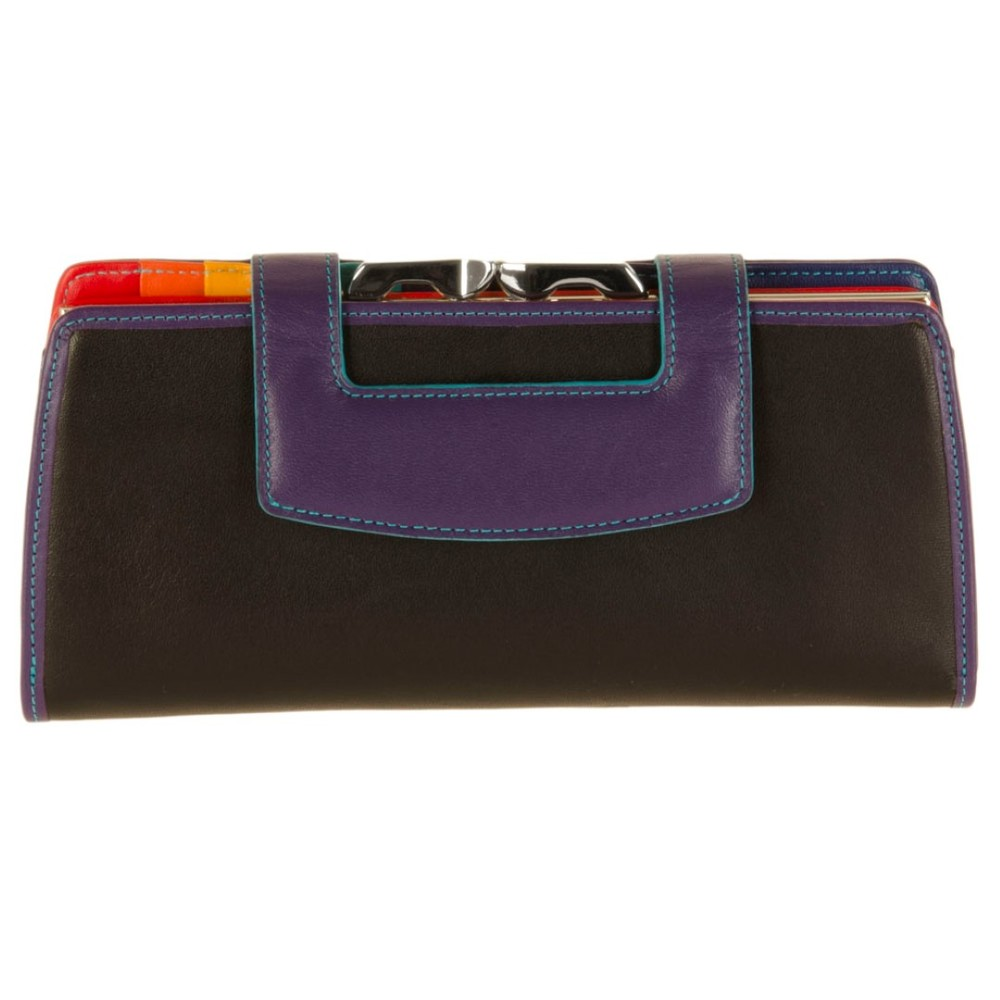 mywalit soft frame purse l 1032 4 black pace