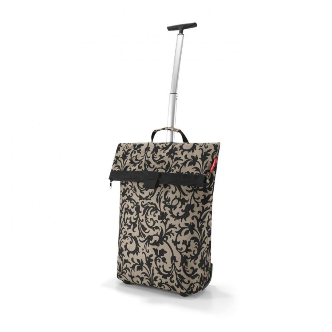 reisenthel trolley m nt 7027 baroque taupe