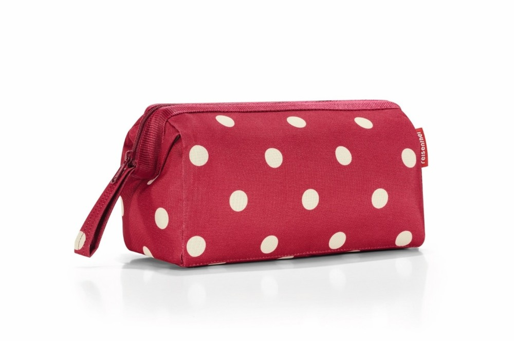 reisenthel travelcosmetic wc 3014 ruby dots